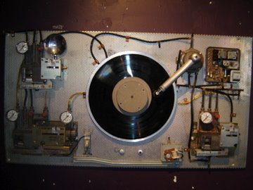 SteamPunk Turntable 02